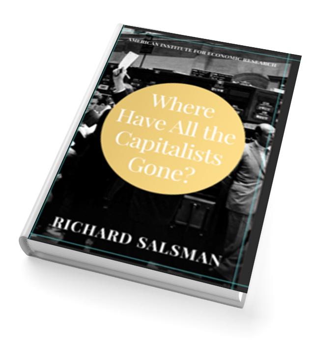 Richard M. Salsman, Richard Salsman